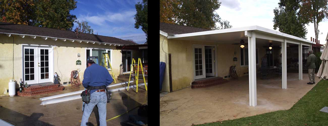Before After 5 Window Installer