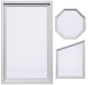 Milgard® Aluminum Series Windows 8