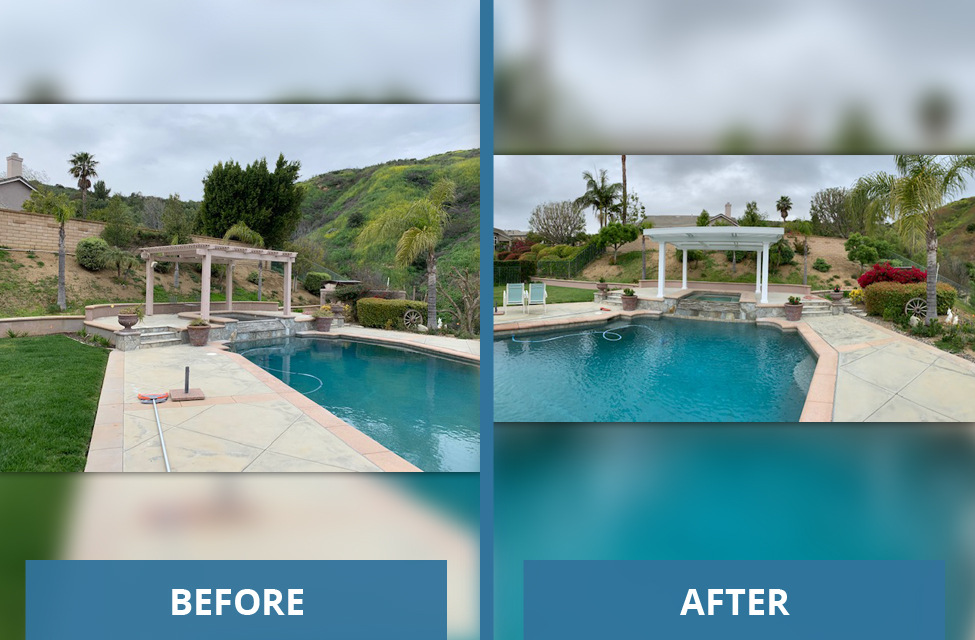 woodbury spa before after